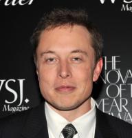 Elon Musk profile photo