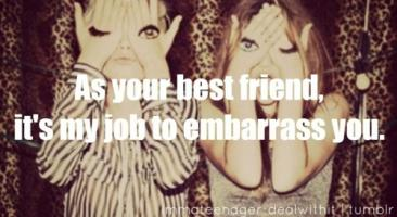 Embarrass quote #2