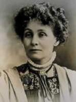 Emmeline Pankhurst profile photo