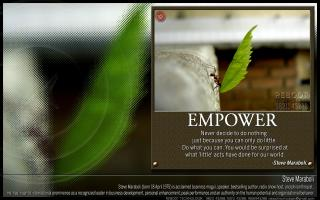Empower quote #2