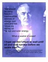 Energy Sources quote