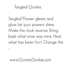 Entangled quote #1