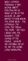 Entrances quote #1