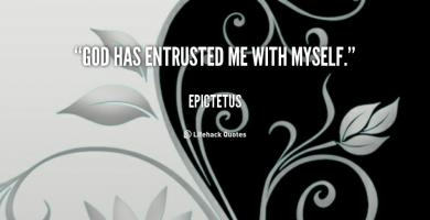Entrusted quote #1