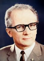 Erich Honecker profile photo
