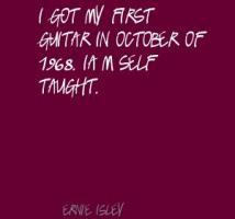 Ernie Isley's quote #4