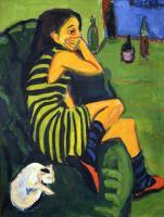 Ernst Ludwig Kirchner profile photo