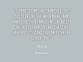 Estate Tax quote #2