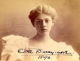 Ethel Barrymore profile photo