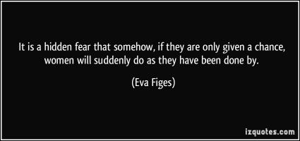 Eva Figes's quote #1