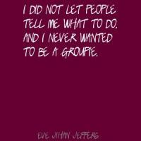Eve Jihan Jeffers's quote #3