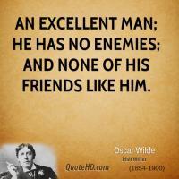 Excellent Man quote #2