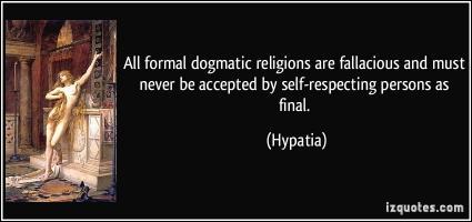Fallacious quote