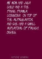 Fannie Farmer's quote #1