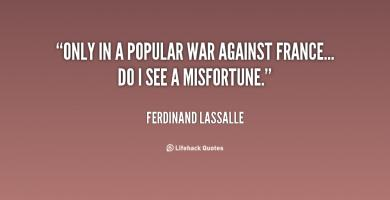 Ferdinand Lassalle's quote #5