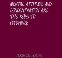 Ferguson Jenkins's quote