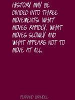 Fernand Braudel's quote #1