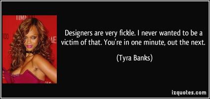 Fickle quote #5