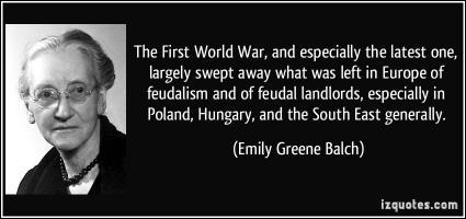 First World War quote #2