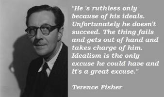 Fisher quote #1