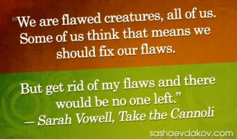 Flaw quote #2