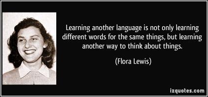 Flora Lewis's quote #2