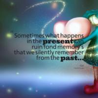 Fond Memories quote #2