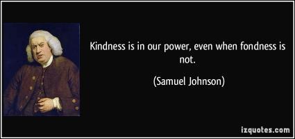 Fondness quote #1