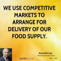 Food Supply quote #2