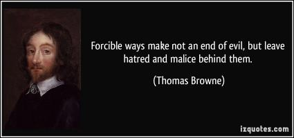 Forcible quote #2