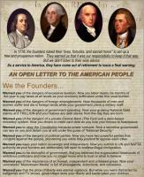 Forefathers quote #2