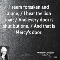 Forsaken quote #1