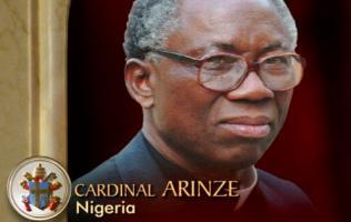 Francis Arinze profile photo