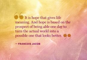 Francois Jacob's quote #2