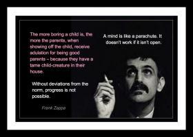 Frank Zappa quote #2