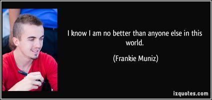 Frankie quote #2