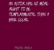 Fredric March's quote #2