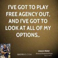 Free Agency quote #2