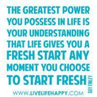Fresh Start quote #2