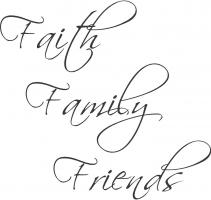 Friends And Family quote #2