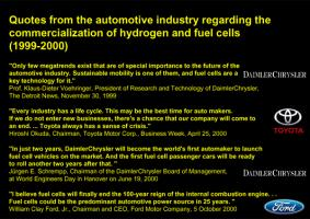 Fuel Cells quote