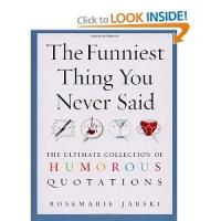 Funniest Thing quote #2