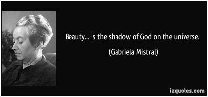 Gabriela Mistral's quote #1