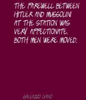 Galeazzo Ciano's quote #1
