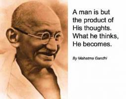 Gandhi quote #2
