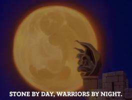 Gargoyles quote #1