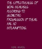 Geometric quote #1