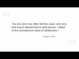 George Aiken's quote