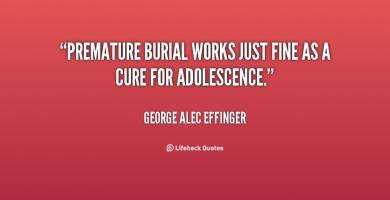 George Alec Effinger's quote