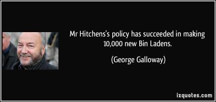 George Galloway's quote